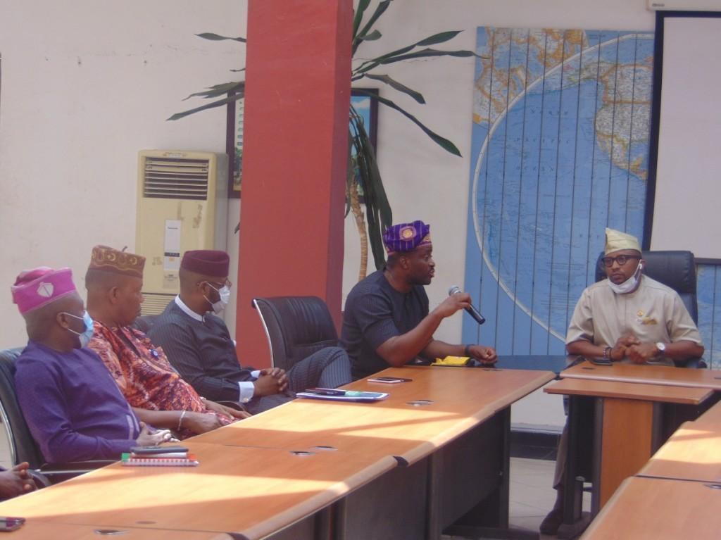 Legislators Visit LASAA